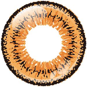 タンゴオレンジ:レンズ画像