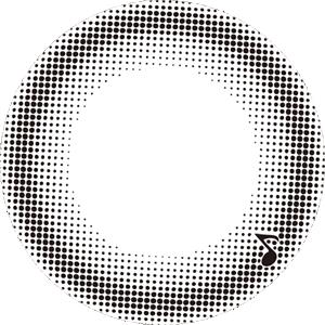 ワルツブラック:レンズ画像