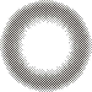 シアーブラック:レンズ画像