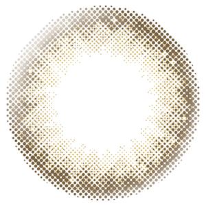 ベージュオンブル:レンズ画像