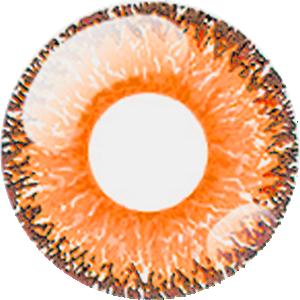 黄昏オレンジ:レンズ画像