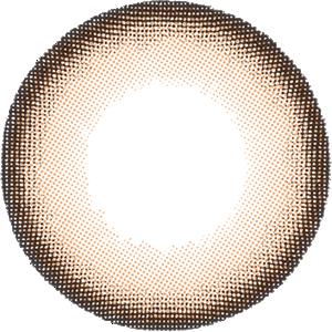 ブラウンフレア:レンズ画像