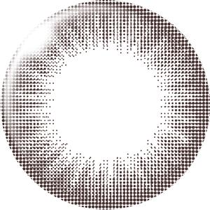 シャルマンブラウン:レンズ画像