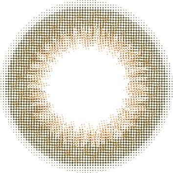 シルキーヴェール:レンズ画像
