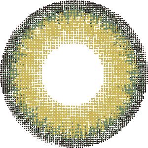 トワイライトヘーゼル:レンズ画像