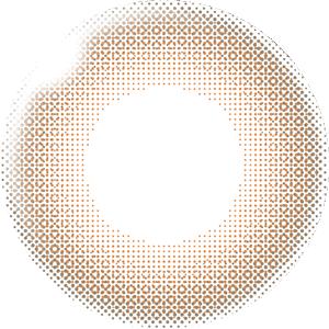 ラパンブラウン:レンズ画像