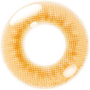 オレンジジュレ:レンズ画像