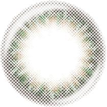 ナデシコグリーン:レンズ画像
