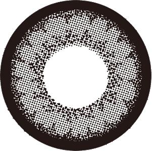 デイジーブラック/DIA14.5mm:レンズ画像