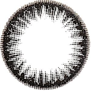 メルティーブラック:レンズ画像