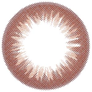 ヘルシーピンク:レンズ画像