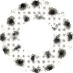 スモーキーグレー:レンズ画像