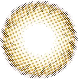 ハニーアンバー:レンズ画像