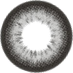 サークルブラック:レンズ画像