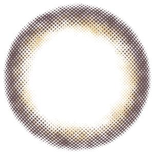 バーガンディーライナー:レンズ画像