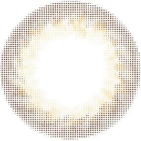 ウジュゴールド:レンズ画像