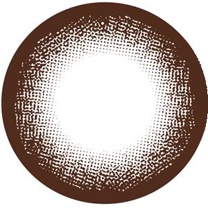 ソイルブラウン:レンズ画像
