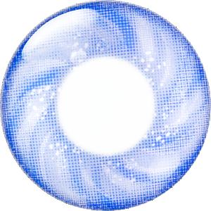 プリズムブルー:レンズ画像