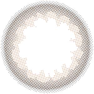 ブラウンブーケット:レンズ画像