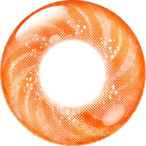 プリズムオレンジ:レンズ画像