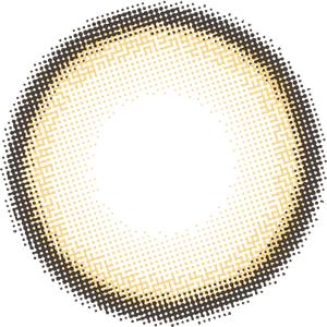 ライトブラウン:レンズ画像