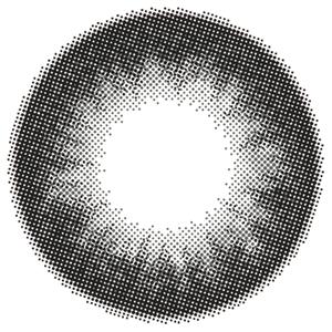 チュールブラック(わんぱくコアラ):レンズ画像
